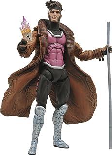 DIAMOND SELECT TOYS Marvel Select Gambit Action Figure
