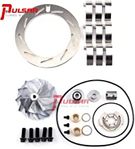 PULSAR 6.0 Powerstroke Turbo Rebuild Kit Billet Compressor Wheel Unison Ring Vane 2005-2007