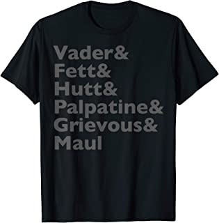 Best sith lord fashion Reviews
