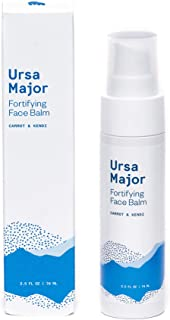 Ursa Major Fortifying Face Balm | Natural Face Moisturizer | Calms, Hydrates, and Nourishes Skin | Vegan & Cruelty-Free | 2.5 ounces