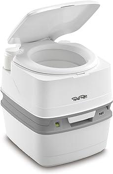 Thetford Porta Potti 365 Portable Piston Pump Flush Toilet