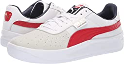 Puma White/Ribbon Red/Puma White