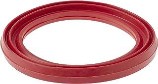 jskjlkl Practical Toilet Rubber Ring Odor Proof Rubber Seal Drain Pipe Sealing Ring