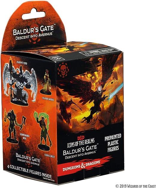 Baldur/'/'s Gate Descent Babau #2//45 D/&D Icons of the Realms