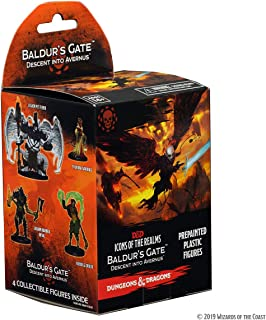 WizKids D&D Icons of The Realms: Baldur's Gate: Descent Into Avernus, Standard Booster
