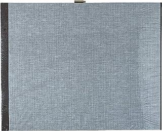 Exacompta - Réf. 16810E - 1 Sachet de 10 Recharges pour album à vis pages noires au format 37x29 cm - avec vis d'extension...