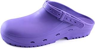 Schu'ZZ - Bloc - Sabot Autoclavable Femme - Chaussures de Bloc Opératoire - Antidérapant, Stérélisable et Confortable - No...