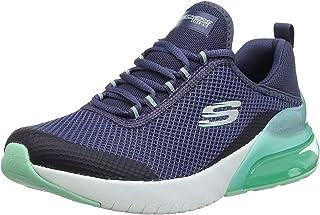 Skechers air Stratus-Sparkling W, Baskets Femme ,