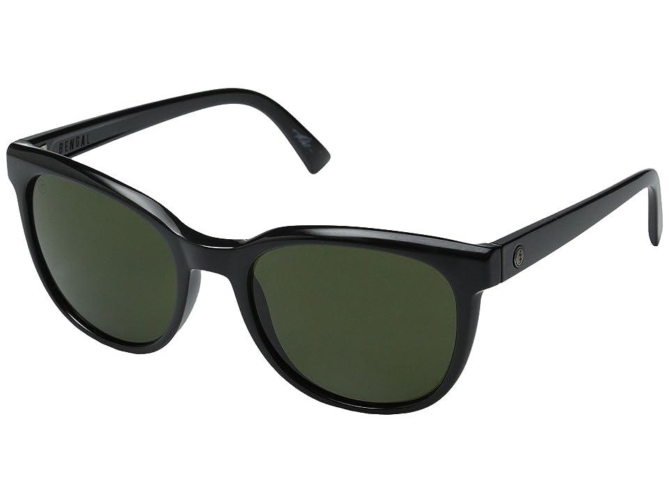 Electric Eyewear Bengal (Gloss Black/M Grey) Sport Sunglasses