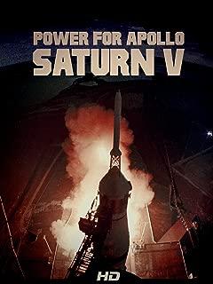 Power For Apollo: Saturn V