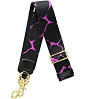 Marc Jacobs - Abstract Diamond Webbing Strap