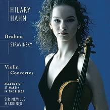 hilary hahn paganini violin concerto
