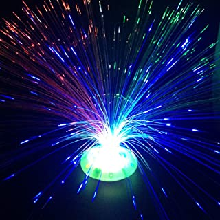 Best fiber optic flower clock Reviews
