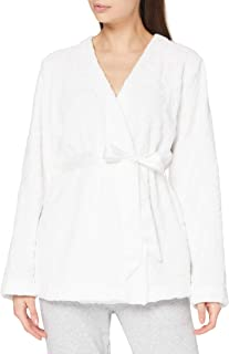 Triumph Women's Embossed Robe Bathrobe