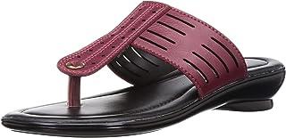 BATA Women's Leo Laser Th Slippers