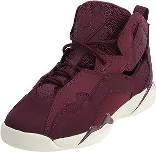 Jordan True Flight BG Big Kids Shoes Bordeaux/Bordeaux Sail 343795-625 (6.5 M US)
