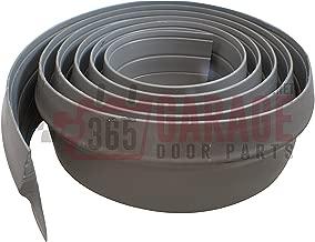 Park Smart 16 Feet Garage Door Seal, Gray
