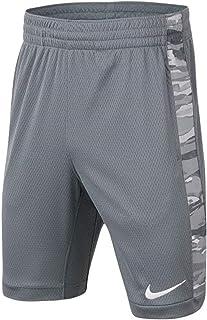 Youth Boys 8-18 Dry Trophy Camo Stripe Dri fit Shorts
