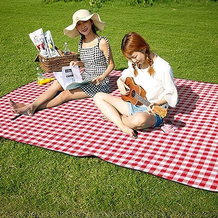 JYY Picknickdecke Wasserdicht Stranddecke isolierte Picknick Matte Sandfrei Campingdecke Outdoor Outdoor Outdoor Decke Weich Tragbar für Outdoor Reisen und Camping B07QKBQTK7   New Style  b53839