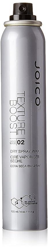 抑圧者テロリストオーガニックJoico Texture Boost Dry Spray Wax - 120ml