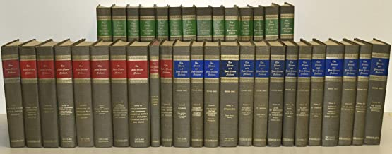 THE ANTE-NICENE FATHERS (10 Volumes); THE NICENE AND POST-NICENE FATHERS, SERIES ONE (14 Volumes); SERIES TWO (14 Volumes) (38 Volumes; Complete Set)