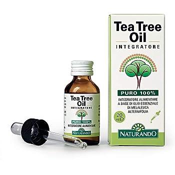 NATURANDO Tea Tree oil integratore 20 ml.