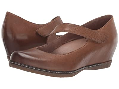 Dansko Lanie (Tan Burnished Nubuck) Women