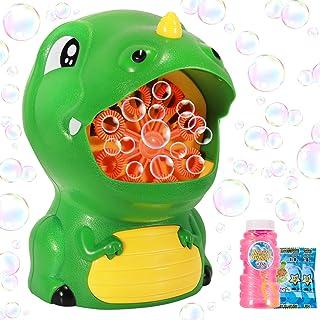 joylink Máquina de Burbujas, Máquina Bubble Máquina automática Maquina Pompas Jabon Bubble Blower Bubble Maker Soplador de Pompas de Jabón para Fiestas, Cumpleaños, Bodas