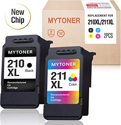 Mytoner Remanufactured Ink Cartridge Replacement for...
