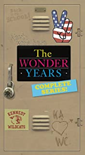 The Wonder Years: Complete Series slipcase