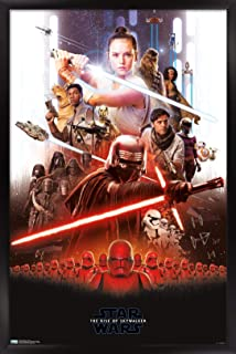 Trends International Star Wars: The Rise Of Skywalker - Group Wall Poster, 24.25