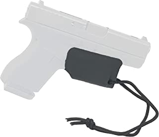 ClipDraw Trigger Sheath Trigger Guard Holster Black with Paracord