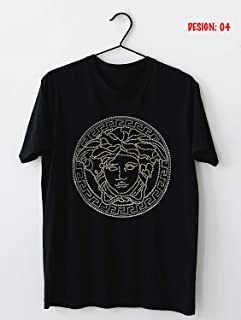 Versace Tshirt, Versace Shirt, Versace Shirt T-shirt For Men Women Ladies Kids, Versace Belt Logo Shirt Luxury Shirt Women's Men's Kid's Street, Fashion shirt vintage tshirt shirt 04