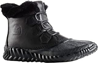 Women's Out N About Plus Lux High-Top Leather Boot