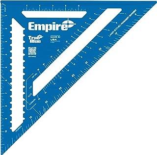 Empire Level e3992 Heavy-Duty Magnum 12-Inch Hi-Vis Rafter Square