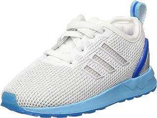 27 EU Blanc Ftwbla//Ftwbla//Ftwbla adidas Originals Zx Flux El I Chaussures Marche Mixte B/éb/é