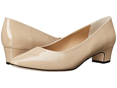 Womens Shoes Vaneli Astyr Ecru Patent
