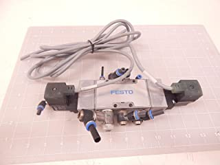 Festo JMFH-5-1/4-S-B Solenoid Valve W/Coil T72940
