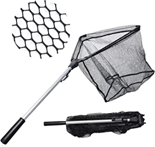 KastKing Fishing Net Folding Landing Net – Super Strong,...
