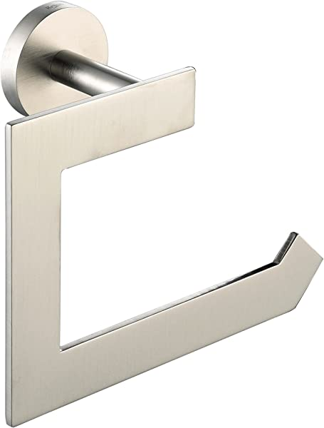 Kraus KEA 12229BN Imperium Bathroom Accessories Tissue Holder Without Cover Brushed Nickel