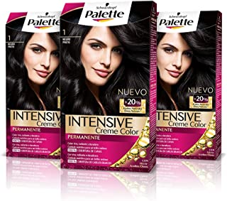 Palette Intense Cream Coloration Intensive Coloración del