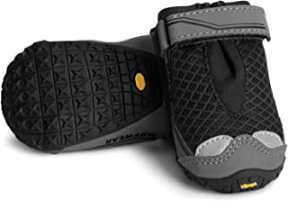 RUFFWEAR, Grip Trex Outdoor Dog Boots with Rubber Soles for Hiking and Running