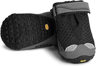 Ruffwear terräng-hundsko, miniatyr hundraser, svart, Grip Trex, 2-pack, 70 mm, Svart (Obsidian svart)