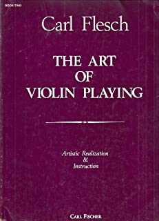 The Art of Violin Playing: Vol 2