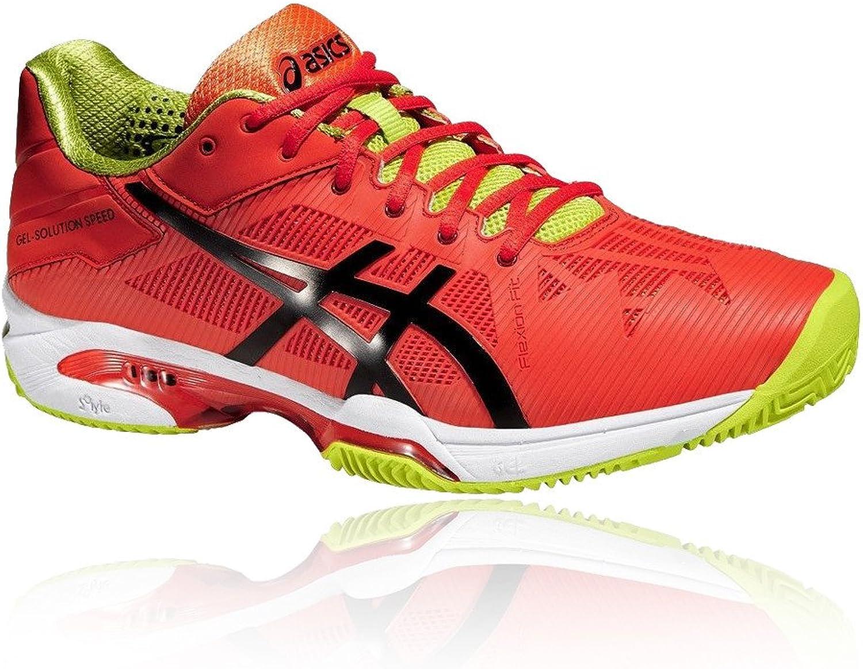 ASICS Gel-Solution Speed 3 Clay - shoes men Tennis - Tennis Mens shoes - E601N 0990