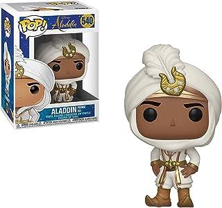 Aladdin [Prince Ali]: Aladdin x Funko POP! Disney Vinyl Figure & 1 POP! Compatible PET Plastic Graphical Protector Bundle [#540 / 37023 - B]