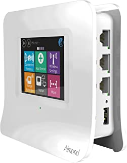 Securifi AL3-WHT-US Almond 3 (White): Complete Smart Home Wi-Fi System - Easy to Set up Dual Band Gigabit Wi-Fi Router, Bu...