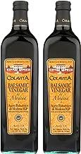 Colavita Balsamic Vinegar of Modena, 34 Ounce (Pack of 2)