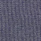 Fabulous Fabrics Jeansstoff Punkte – Weiss/blau —