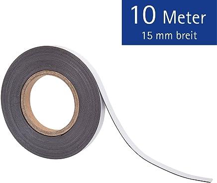 5 St.//Btl. Maul 6157895 Kraftmagnet mit Haken 25 mm